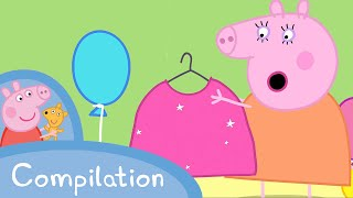 Peppa Pig Episodes - Mummy Pig compilation! - Cartoons for Children