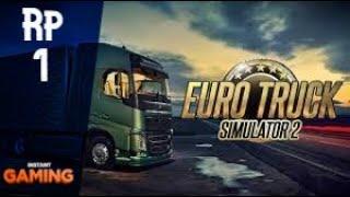 EURO TRUCK SIMULATOR 2-(RP)-#1