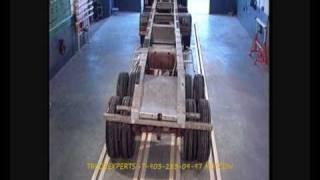 Стапель для правки рам BPL, Celette часть 1(Стапель для правки рам грузовых автомобилей - BPL, Celette часть 1 (омологирован Mercedes, Volvo, Renault), 2009-04-18T18:55:16.000Z)
