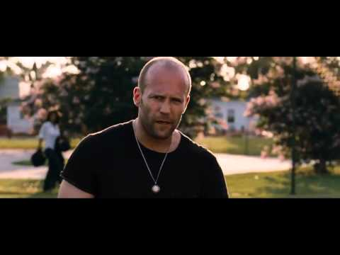 The Expendables  Jason Statham Fight  HD