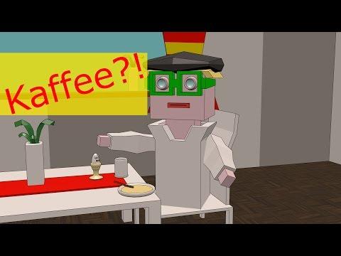 Kaffee als Muntermacher!