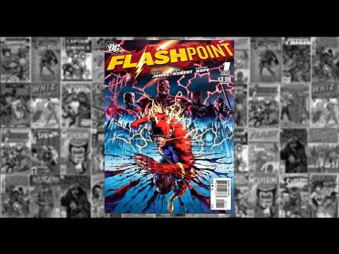 """01 - Flashpoint: Book One """"The Beginning"""""""