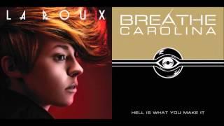 Bulletproof Blackout - La Roux vs. Breathe Carolina (Mashup)