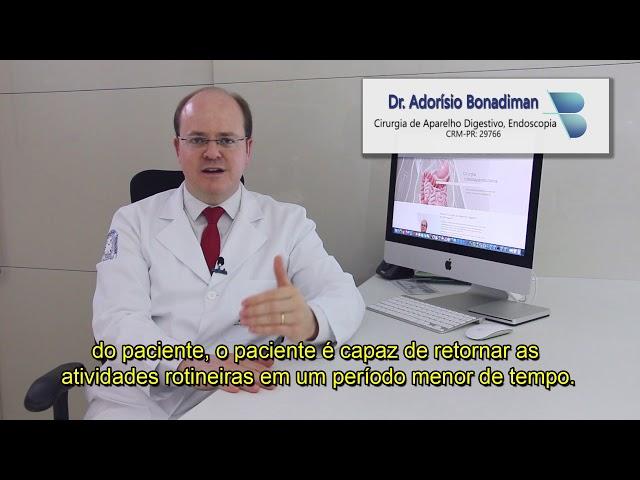 Dr. Adorísio Bonadiman / Cirurgia Minimamente Invasiva