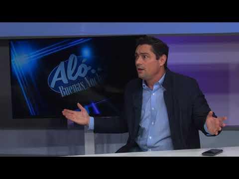 """La fractura del régimen de Maduro es irreversible"" @carlosvecchio #ALO Seg. 4"