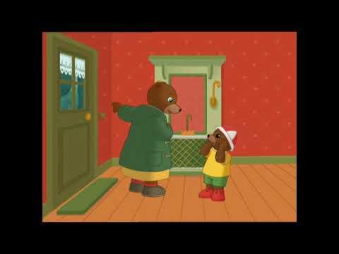 Petit ours brun veut s 39 habiller tout seul petit ours - Petit ours brun a l ecole ...