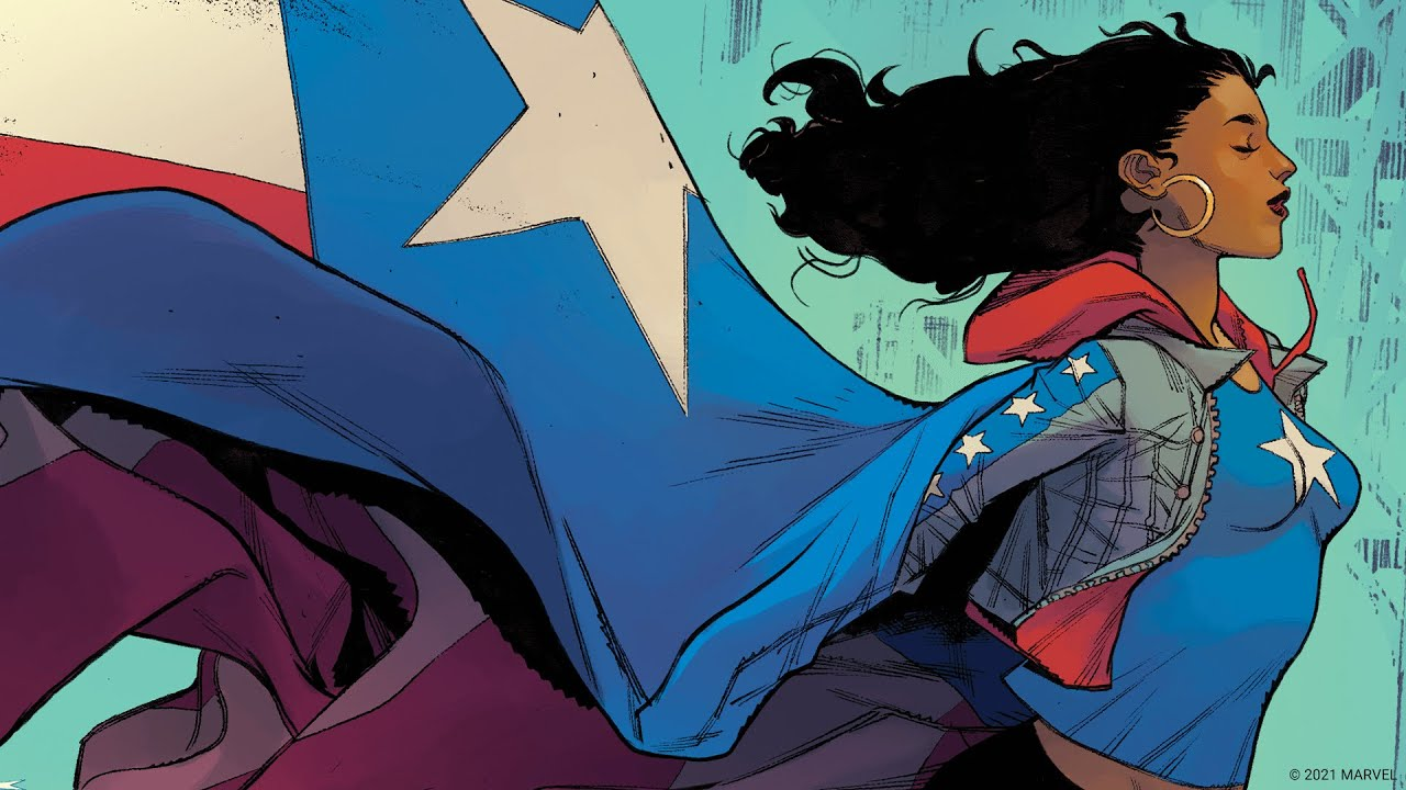 America Chavez Returns!