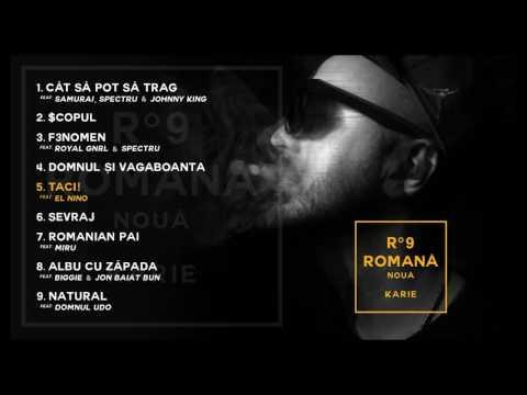 Karie feat. El Nino - TACI! [prod. AMAVI]