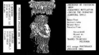 Purtenance Avulsion - Inside the Crematory