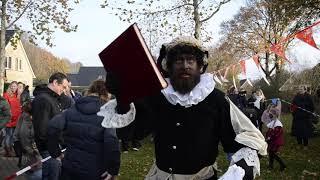 Sinterklaas intocht Twijzel 2018