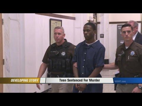 Teenager Murderer Sentencing