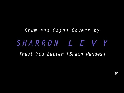 Shawn Mendes - Treat You Better - Cajon...
