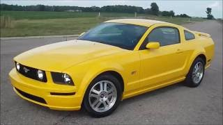 reviews with friends 2006 mustang gt