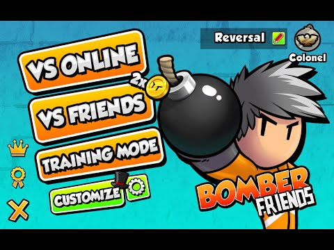 Let's Play: Bomber Friends!