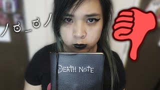 What You SHOULDN'T Do With a Death Note