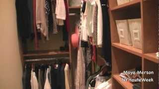Closet Organization Tips!