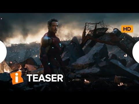 Vingadores: Ultimato | Trailer Teaser 3 Legendado