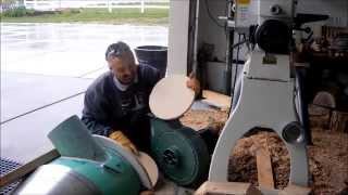 Completion Of The Cyclone Seperator Dust Collector, The Turbulator 4000 Part3