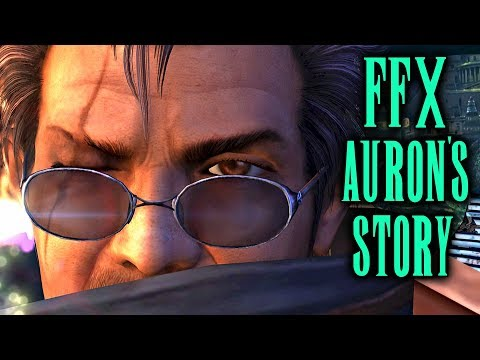 Final Fantasy X - Auron's Story - A Tribute (Spoilers)