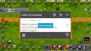 Hack Little Commander [Android]