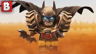 Wasteland BATMAN looks AWESOME! LEGO Pop-Up Stores! | Weekly LEGO News