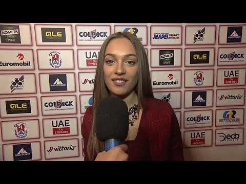 Notte degli oscar 2017 intervista Letizia Paternoster
