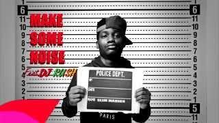 Slim Marion - Make Some Noise (Feat.Dj Rush) (Audio )