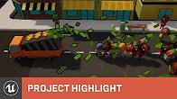 Unreal Engine Enterprise Show Reel 2016 - CGMeetup : Community for CG & Digital Artists