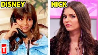 Nickelodeon Stars Who Started On The Disney Channel