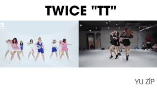 "TWICE ""TT"" DANCE FT. LIA KIM"
