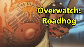 Overwatch Hero Overview: Roadhog