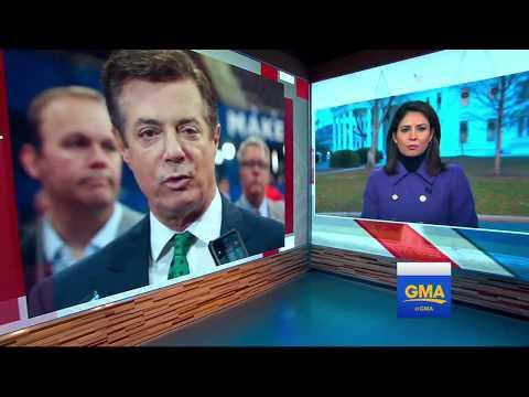ABC World News Tonight 12/05/17 - Mueller issues subpoena to Deutsche Bank in Russia probe.