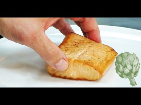 A Quick Trick to Know When Your Fish Is Done