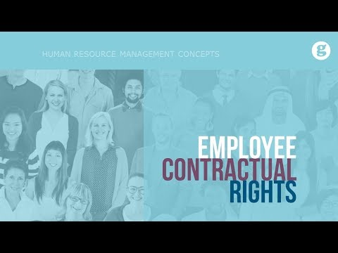 Employee Contractual Rights