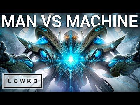 StarCraft 2: Google DeepMind AlphaStar (A.I.) vs Pro Gamer!