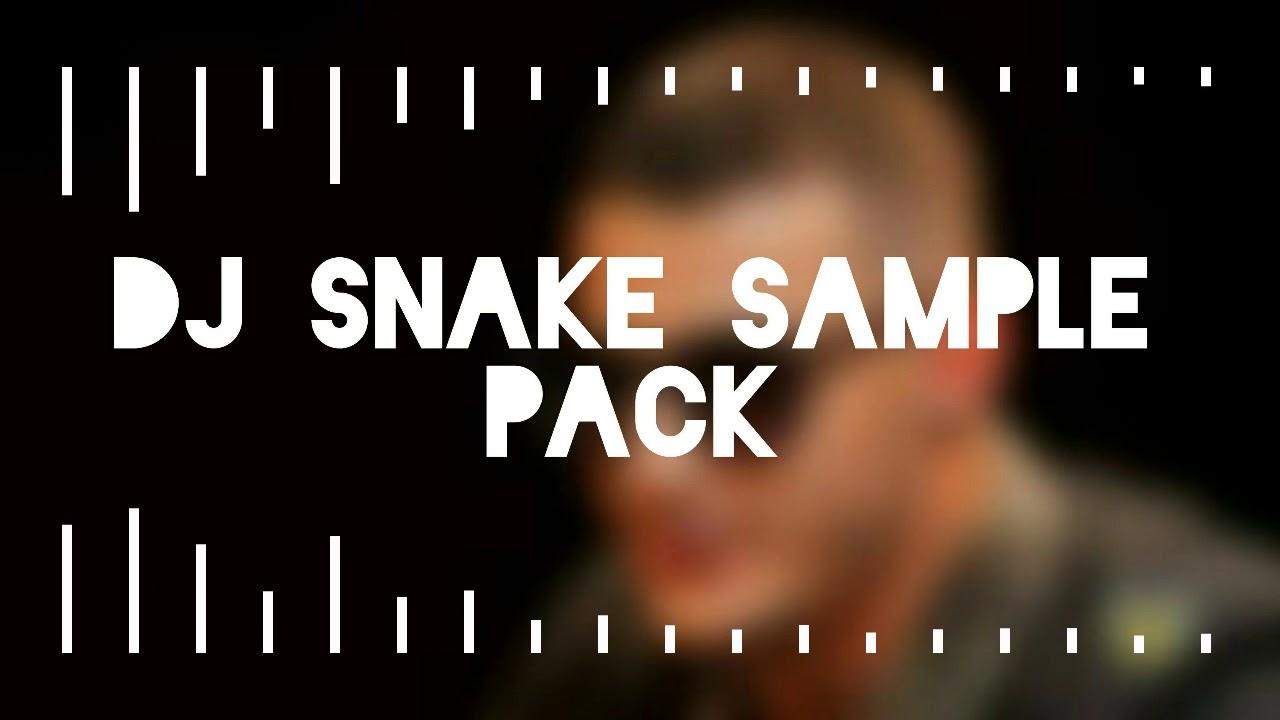 dj snake sample pack free download