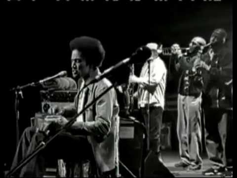 Ben Harper Gold to me + Fight for Your Mind