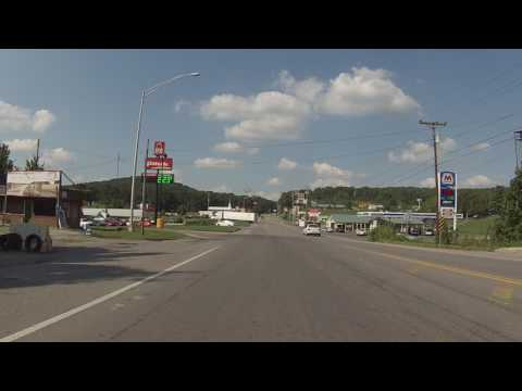 Marine walks through Pilot's Gas, What we saw in Holladay, Tennessee, 7 August 2016  GOPR0404