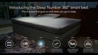 Sleep Number I8 360 Smart Bed Innovation Series Review $100 Off Coupon Code 1014791890