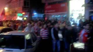 Samsunspor Şirinler show Çiftlik caddesi www.Omualisveris.com