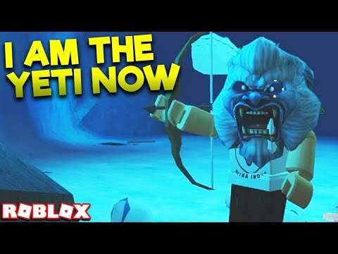 Roblox Time Travel Adventures The Great Mummy Mystery How To Become The Yeti In Roblox Time Travel Adventures
