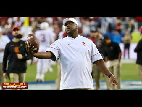 USC OC Tee Martin on beating Stanford for Pac-12 title