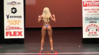 2014 New York Pro Bodybuilding Championship Bikini All 30 Personal Presentations Prejudging