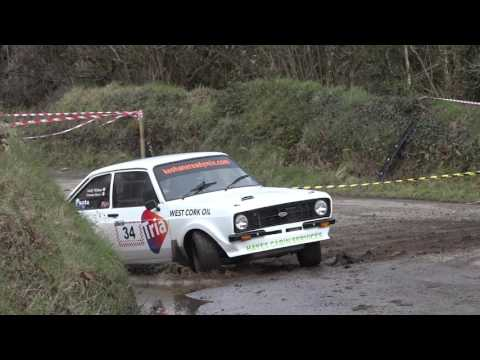 Clonakilty Black Pudding Irish Tarmac Championship: West Cork Rally 2016