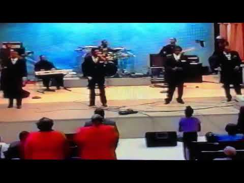The Wonderful Harmonizers-in control