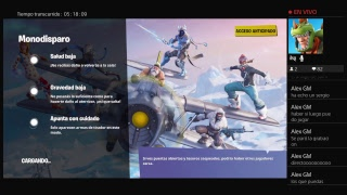 Fortnite with Manu, Alex and best more people can did for you papu