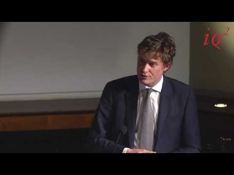 Tristram Hunt: Marx Was Clear About the Social Consequences of Capitalism
