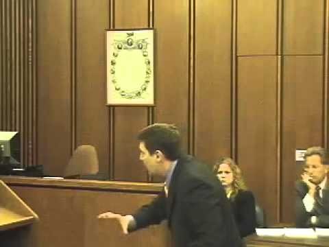 The Cuyahoga Elections Sentencing Hearing - the Prosecutor & Defense