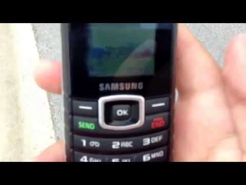 Episode 4: Does the Samsung T105G Survive a tough torture test?