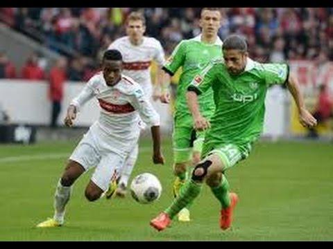 ไฮไลท์  Wolfsburg 3 - 1 VfB Stuttgart